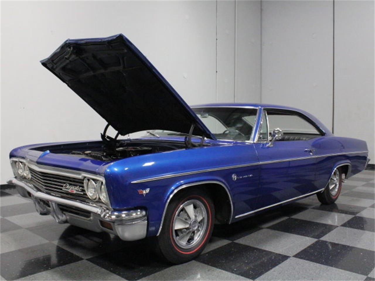 Large Picture of 1966 Chevrolet Impala located in Lithia Springs Georgia - $19,995.00 - CVFL