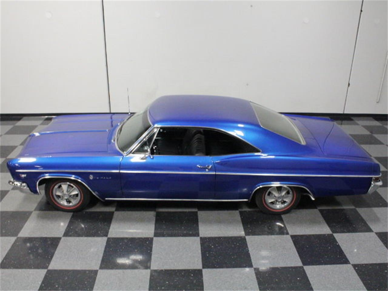 Large Picture of '66 Chevrolet Impala Offered by Streetside Classics - Atlanta - CVFL