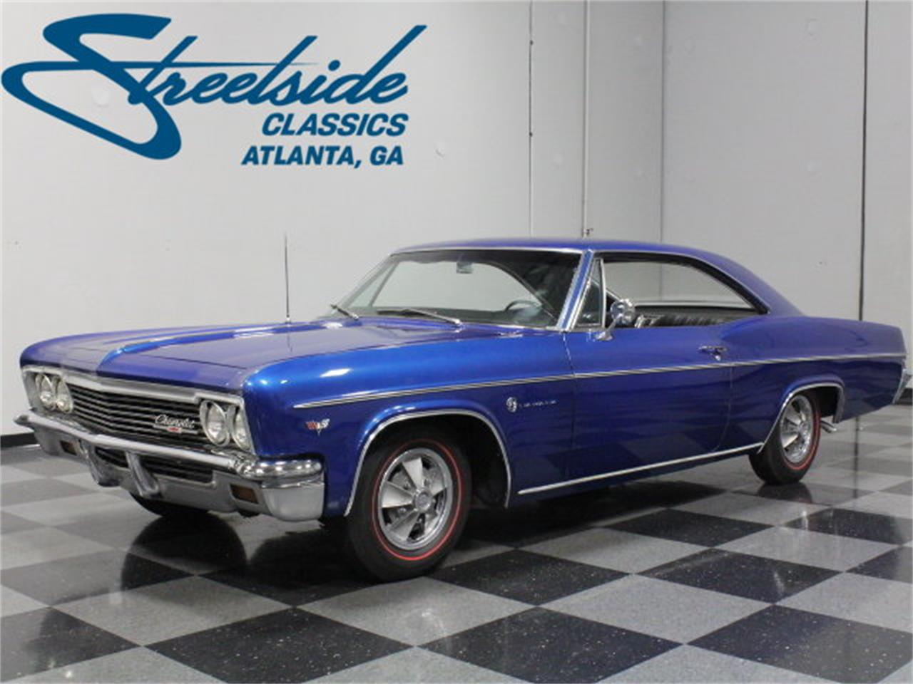 Large Picture of Classic 1966 Chevrolet Impala Offered by Streetside Classics - Atlanta - CVFL
