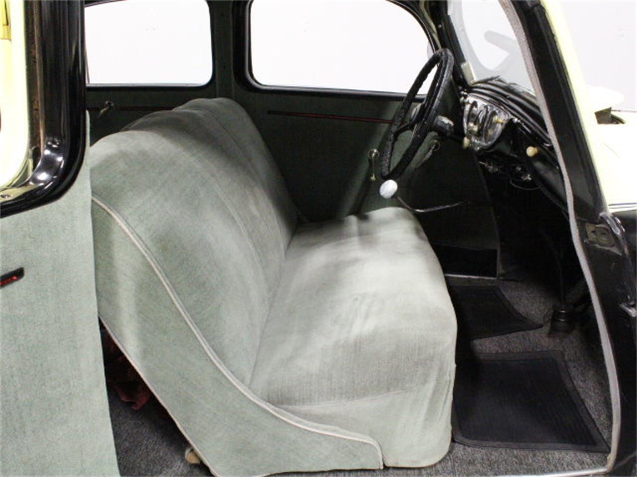 Large Picture of '36 618 G Touring Sedan - CVFV