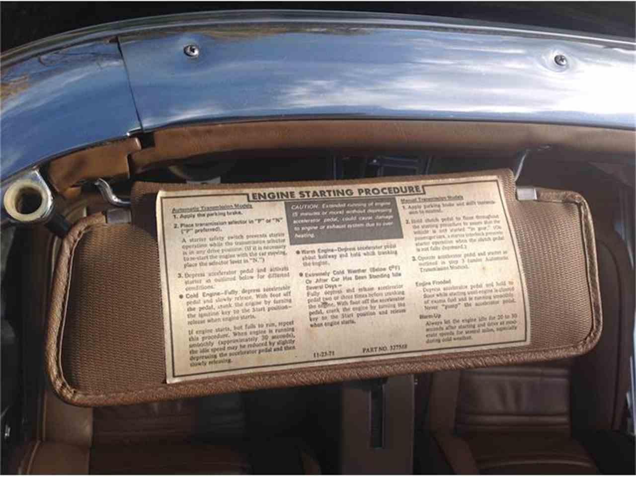 Large Picture of '72 Corvette - D0PX