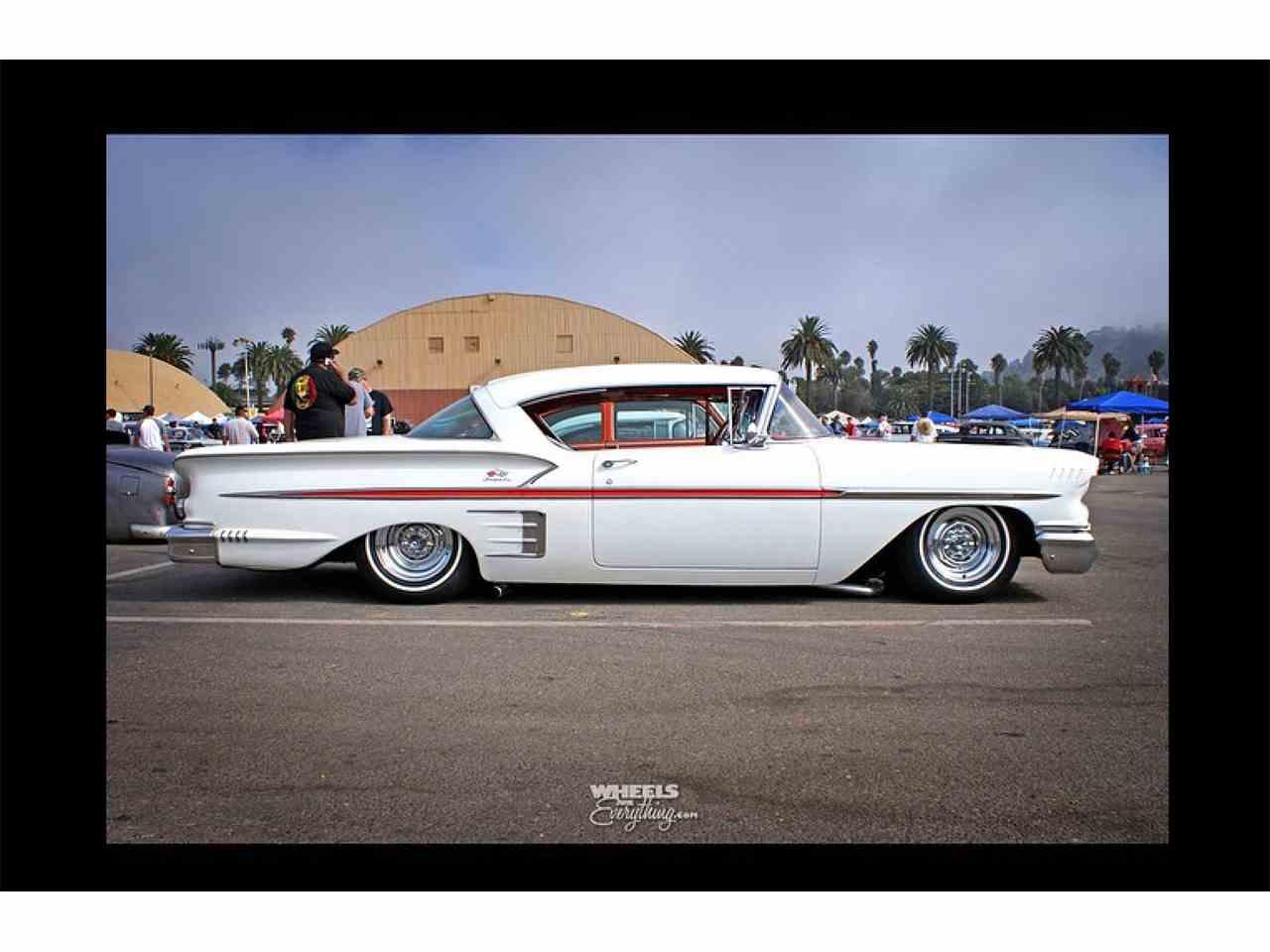 Large Picture of '58 Impala - D0QZ
