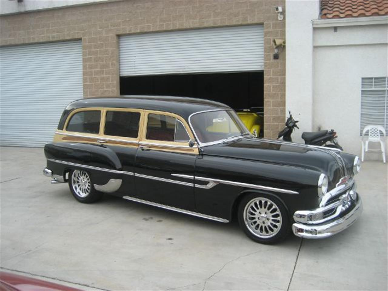 Large Picture of '53 Chieftain - D12I