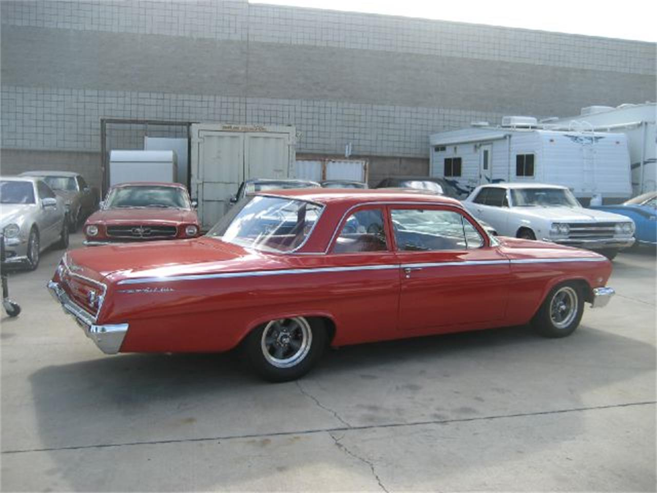 Large Picture of '62 Bel Air - D12J
