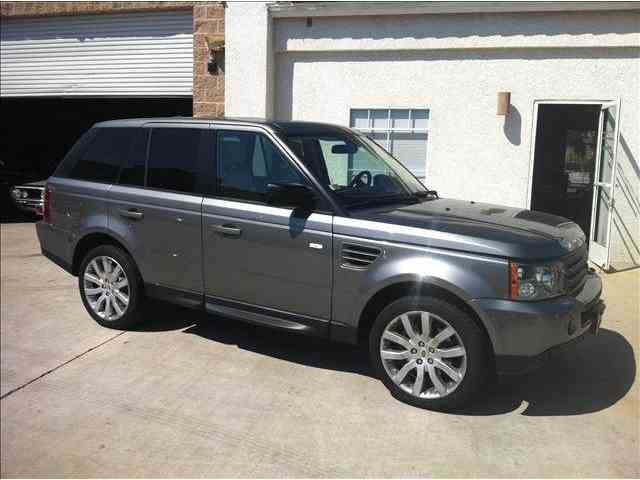 Picture of '09 Range Rover Sport - D12L