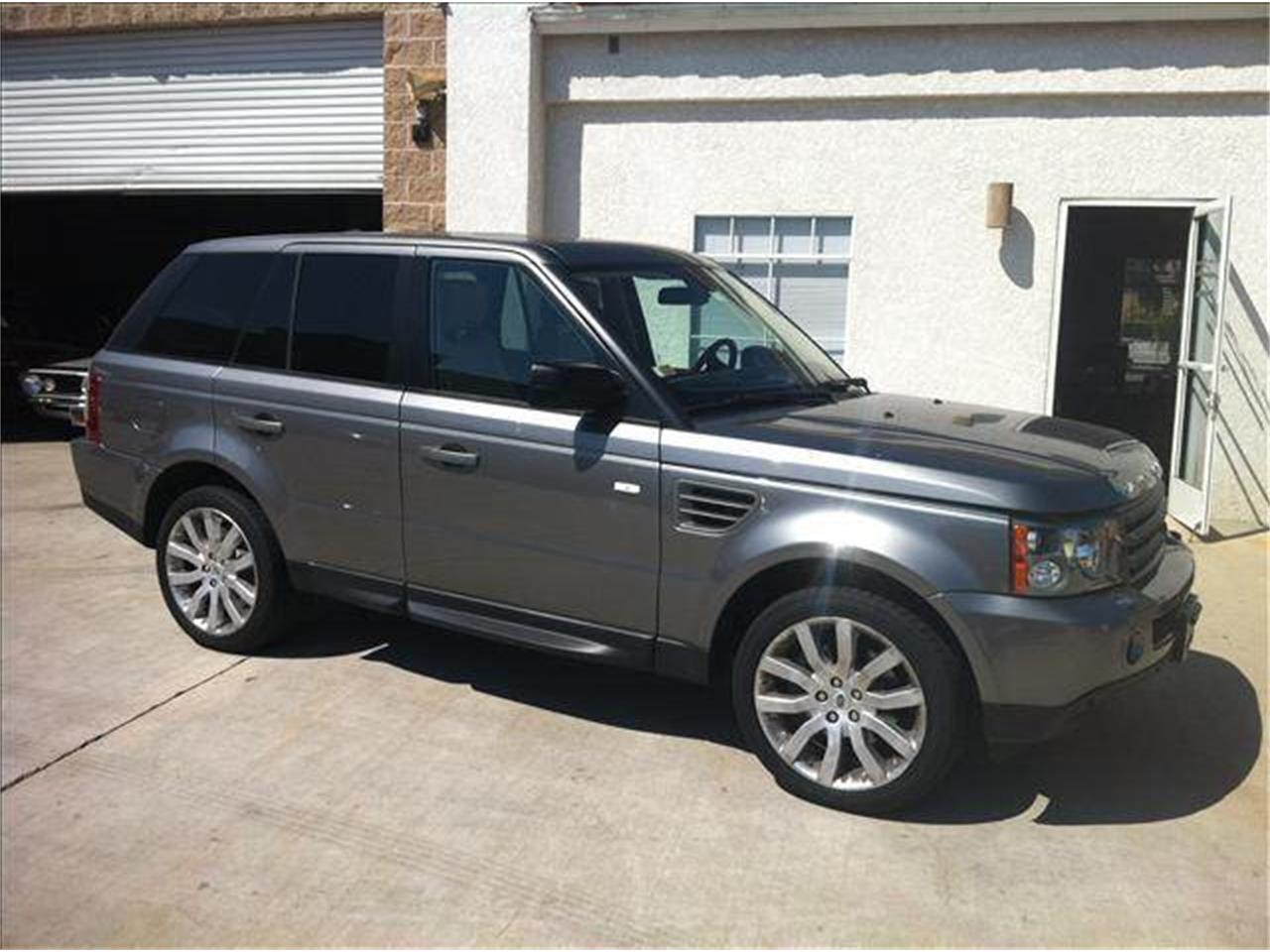 Large Picture of '09 Range Rover Sport - D12L