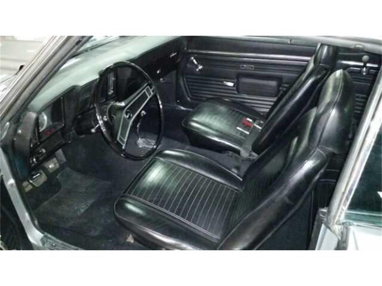 Large Picture of '69 Camaro COPO - D12R