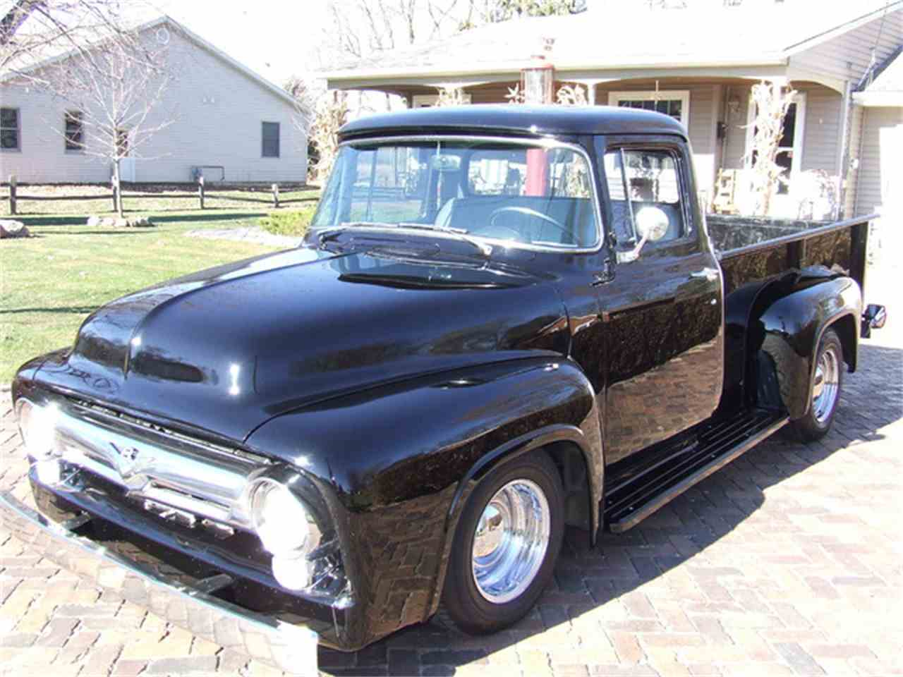 Large Picture of '56 F100 - D18P