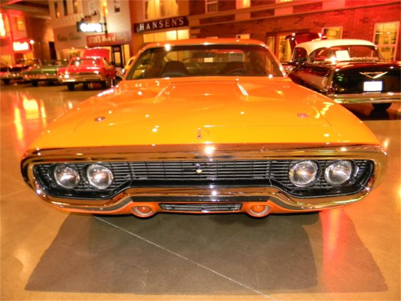 Large Picture of '71 Road Runner located in Iowa Offered by Okoboji Classic Cars LLC  - D1PN