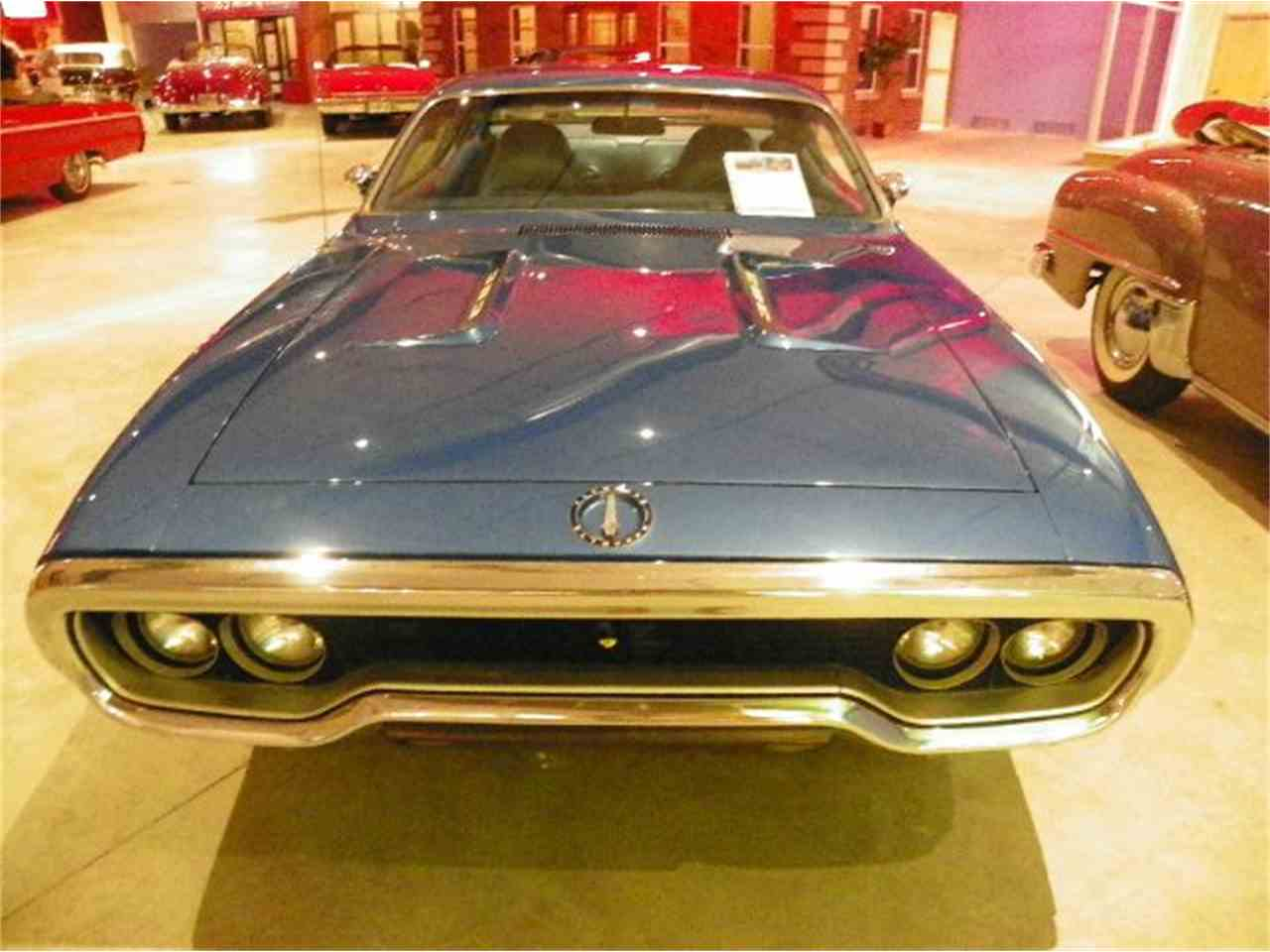 Large Picture of '71 Road Runner - D1PO