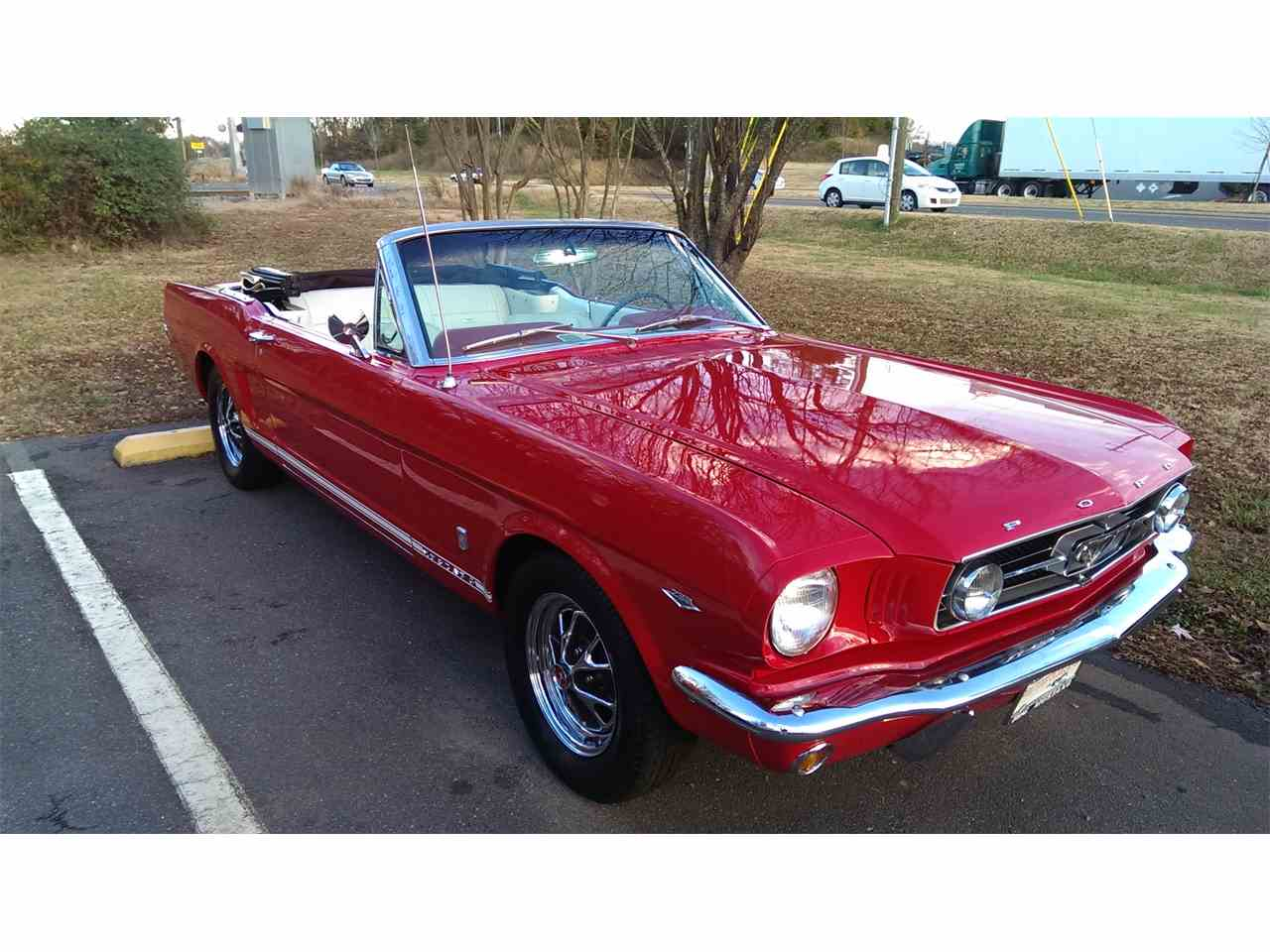 Large Picture of '65 Mustang - D1TR
