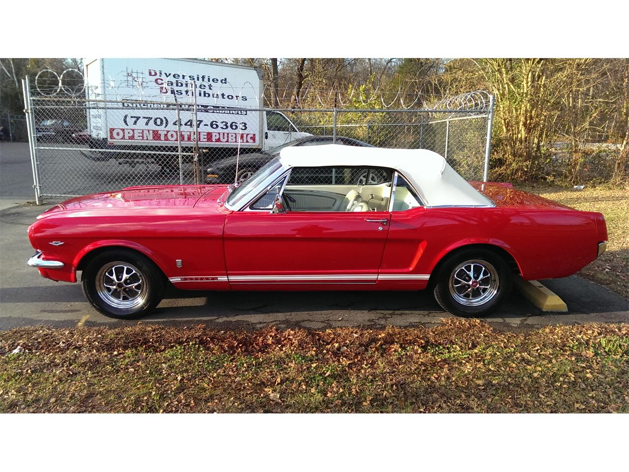 Large Picture of Classic '65 Ford Mustang located in Charlotte North Carolina - $35,000.00 Offered by a Private Seller - D1TR