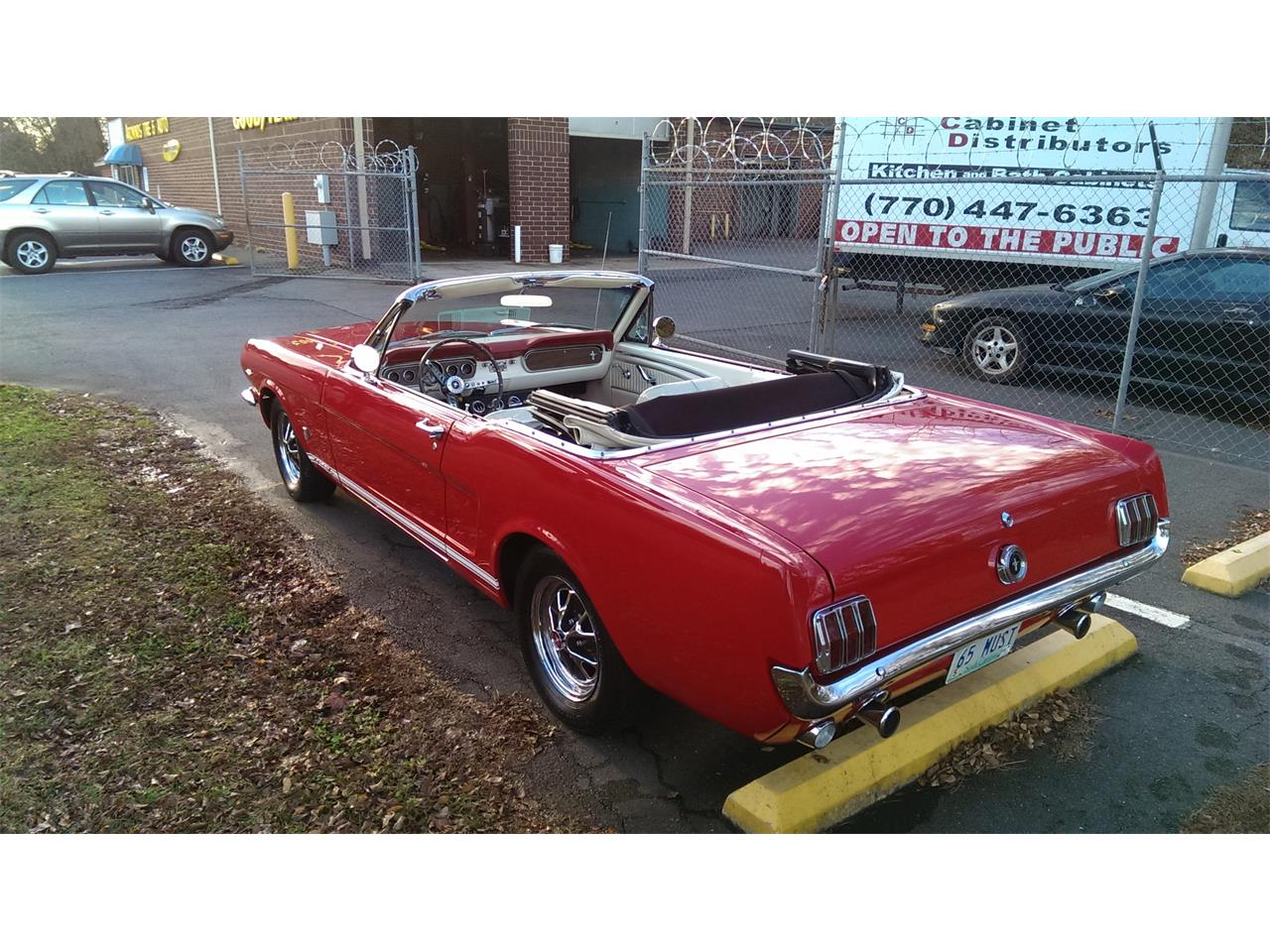 Large Picture of '65 Mustang located in Charlotte North Carolina - $35,000.00 Offered by a Private Seller - D1TR