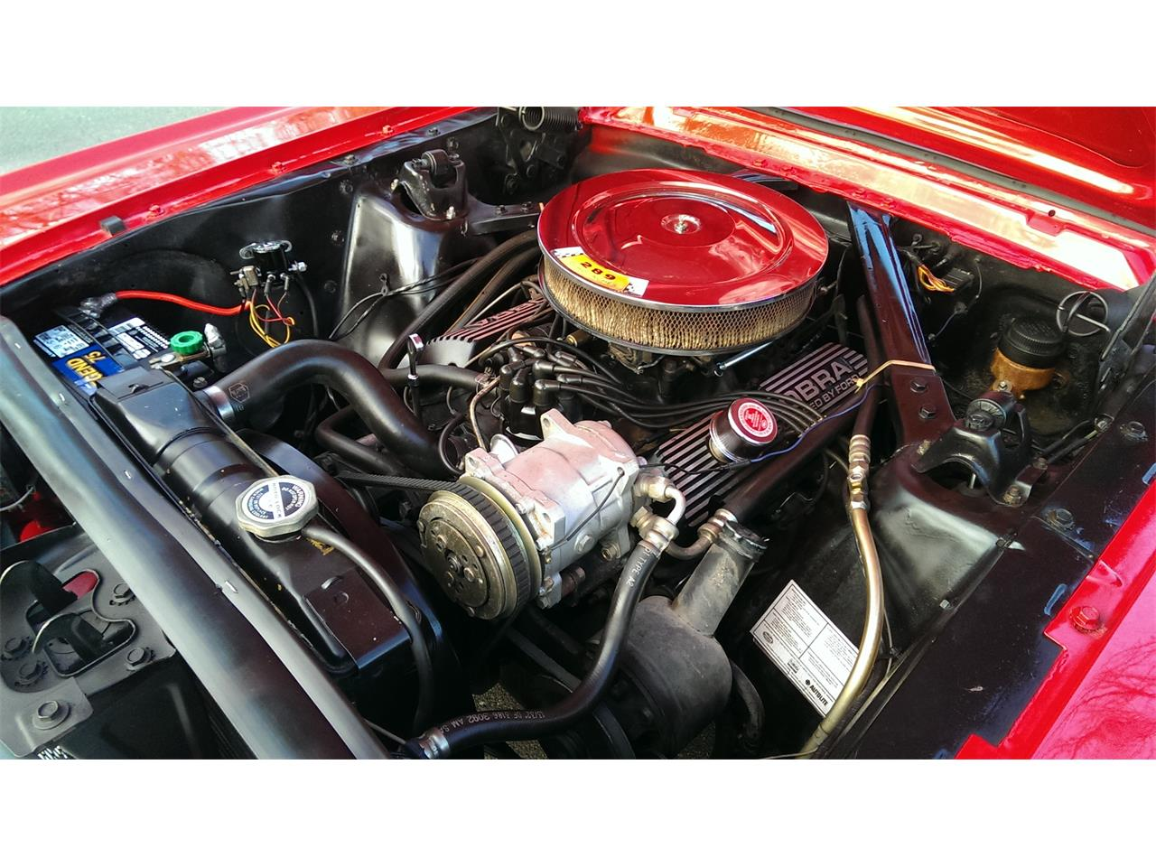 Large Picture of Classic '65 Mustang Offered by a Private Seller - D1TR