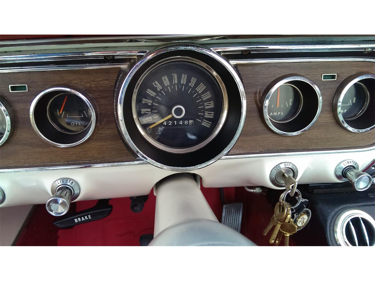 Large Picture of '65 Ford Mustang located in North Carolina - $35,000.00 Offered by a Private Seller - D1TR