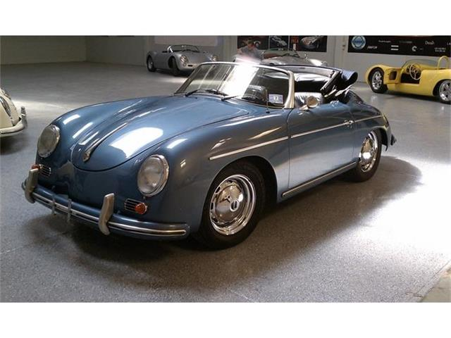 Picture of Classic '59 Porsche 356 located in San Diego California - $39,950.00 - D21R