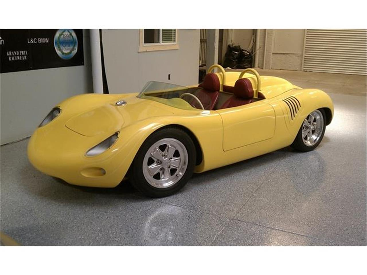Large Picture of 1957 Porsche 718 located in California Offered by Beverly Hills Motor Cars - D21S
