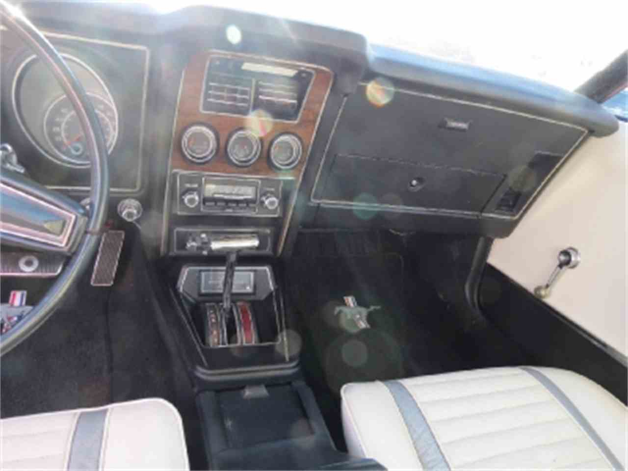 Large Picture of '73 Mustang - D25D