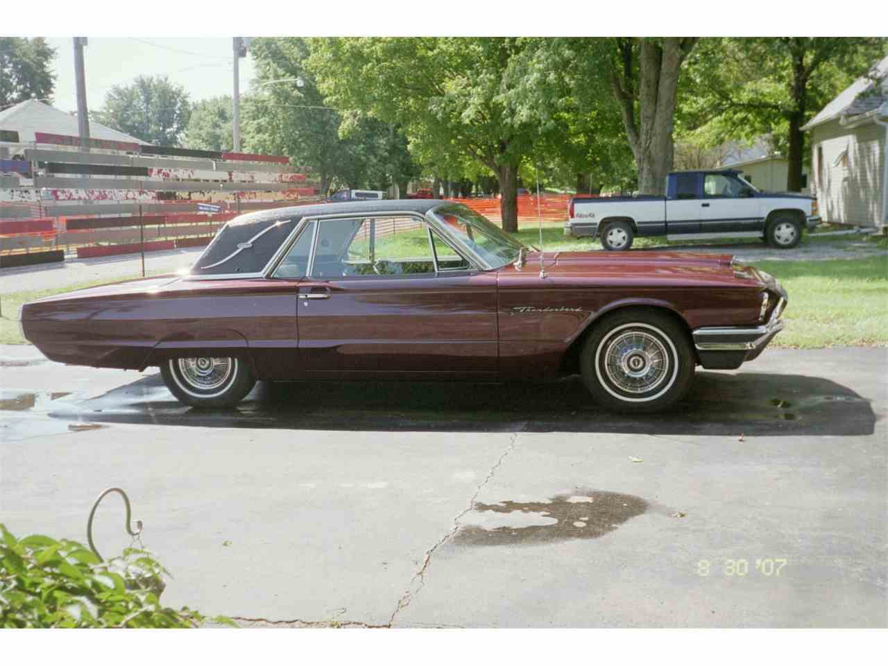 Large Picture of Classic 1964 Ford Thunderbird Offered by a Private Seller - D286