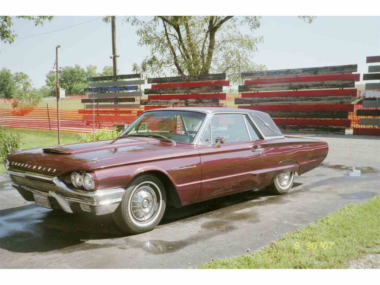 Large Picture of Classic '64 Thunderbird located in Essex Iowa Offered by a Private Seller - D286