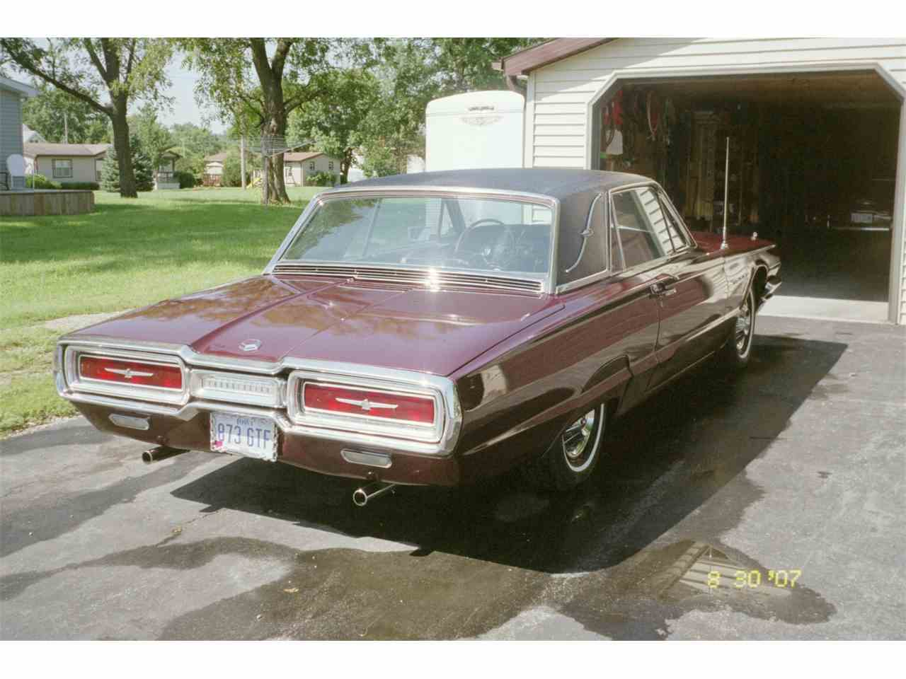 Large Picture of '64 Ford Thunderbird located in Essex Iowa - $8,000.00 - D286