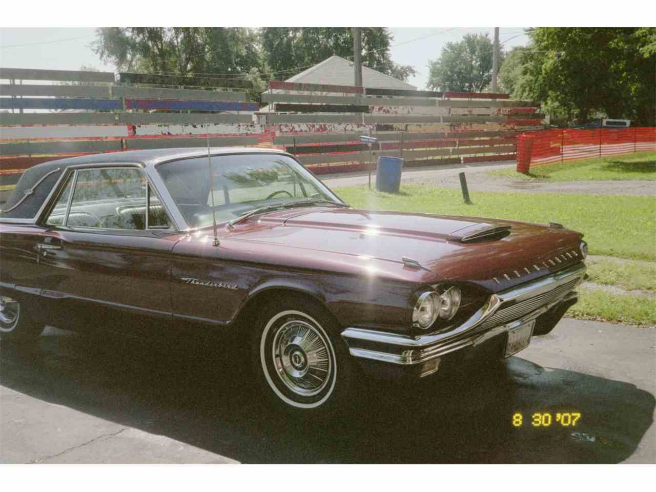Large Picture of Classic '64 Ford Thunderbird - $8,000.00 - D286