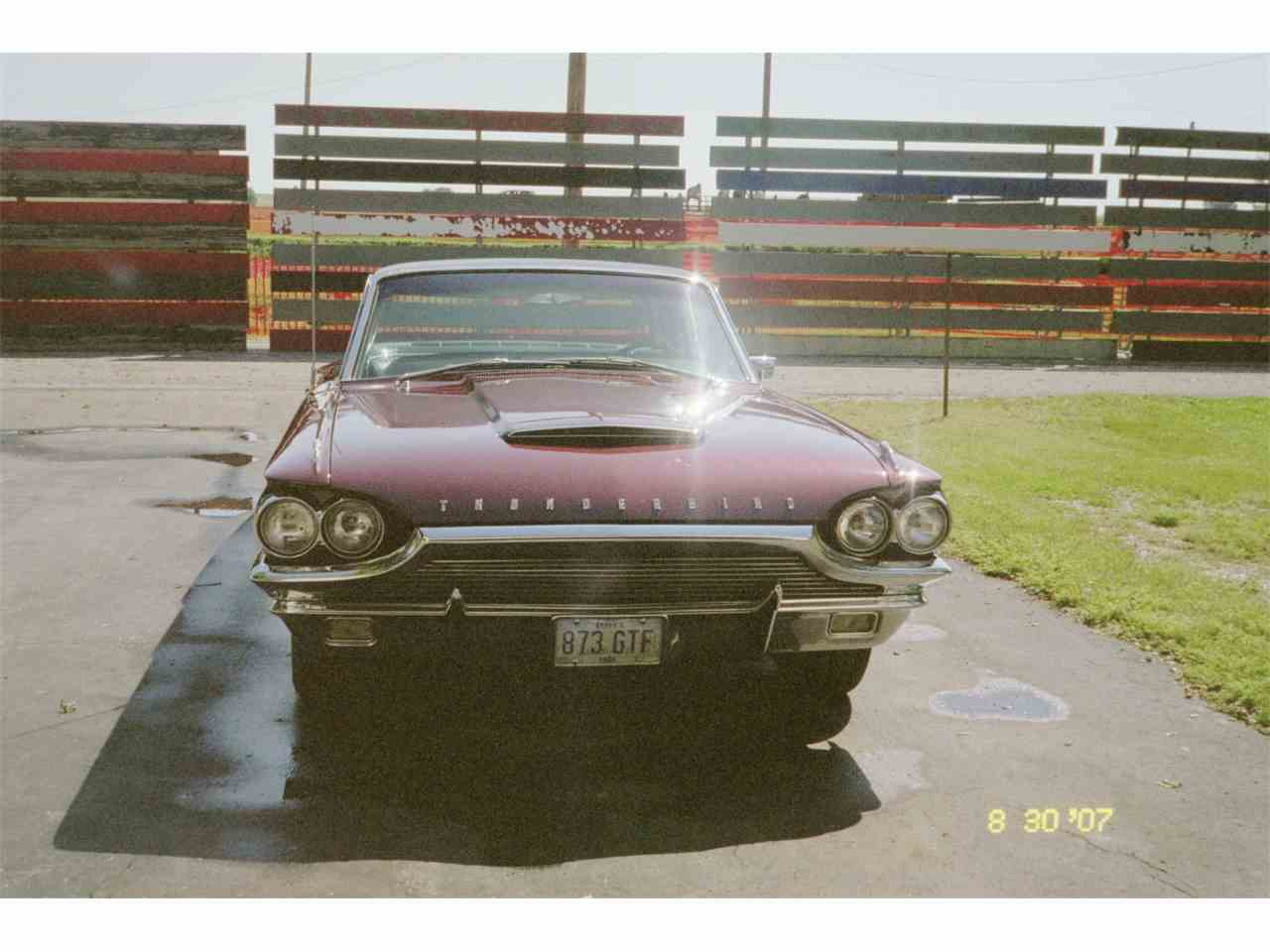 Large Picture of '64 Thunderbird - D286