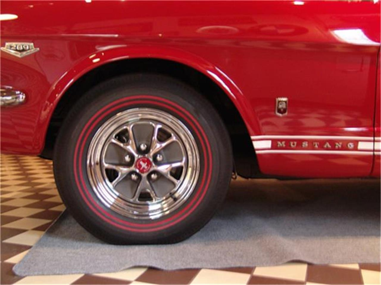 Large Picture of '66 Mustang - D2A1