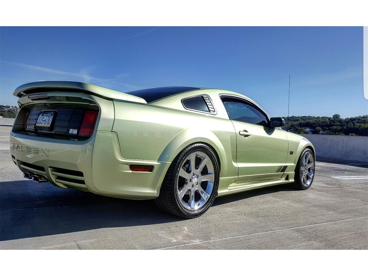 Large picture of 05 mustang saleen d2ag