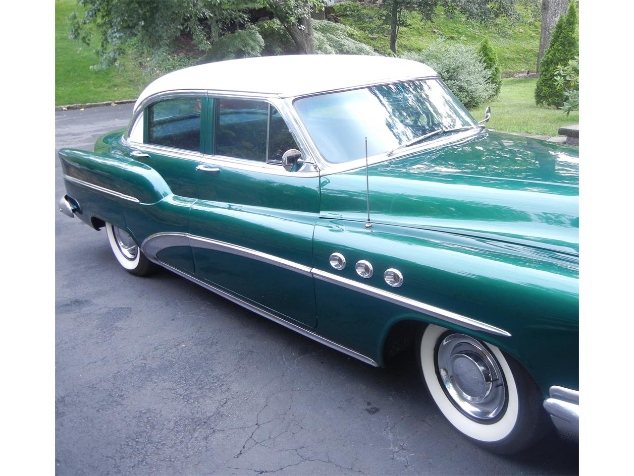 Large Picture of 1953 Buick Riviera - D2H3