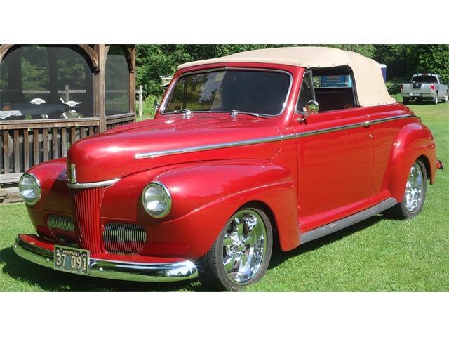 Picture of Classic 1941 Custom Deluxe - D2LA