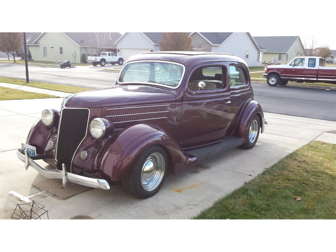 1936 ford humpback for sale cc 610010. Black Bedroom Furniture Sets. Home Design Ideas
