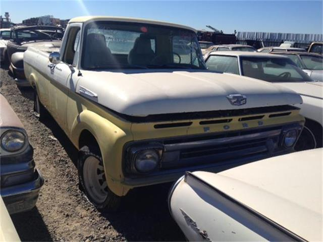 Picture of 1962 1/2 Ton Pickup located in Phoenix Arizona Offered by  - D3TS