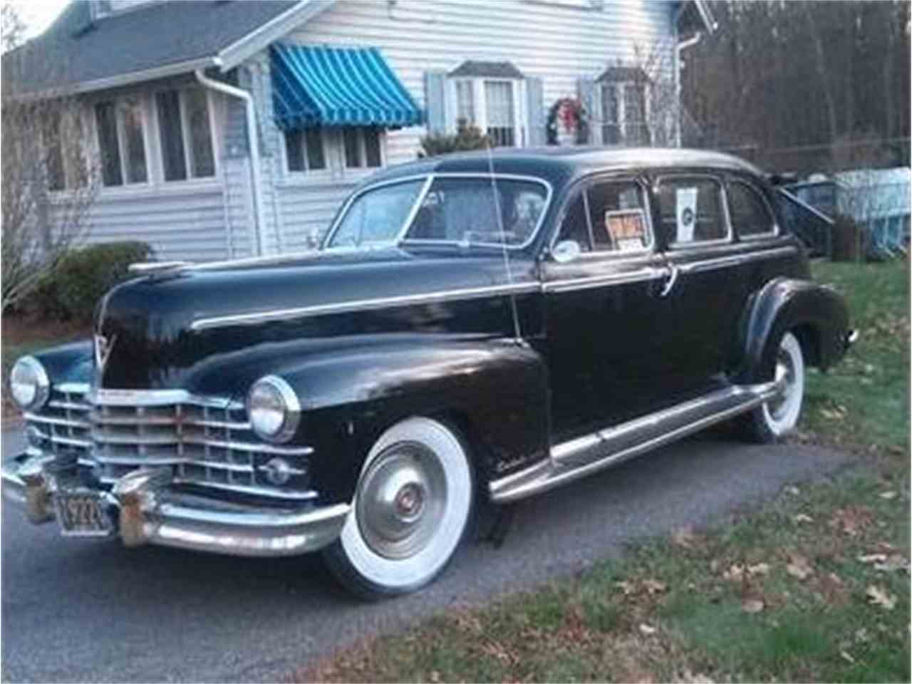 Large Picture of '48 Fleetwood Limousine - D427