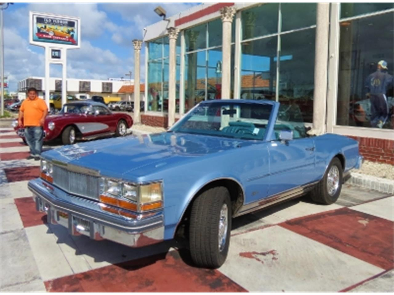 Large Picture of 1979 Cadillac Seville located in Florida - D4F8