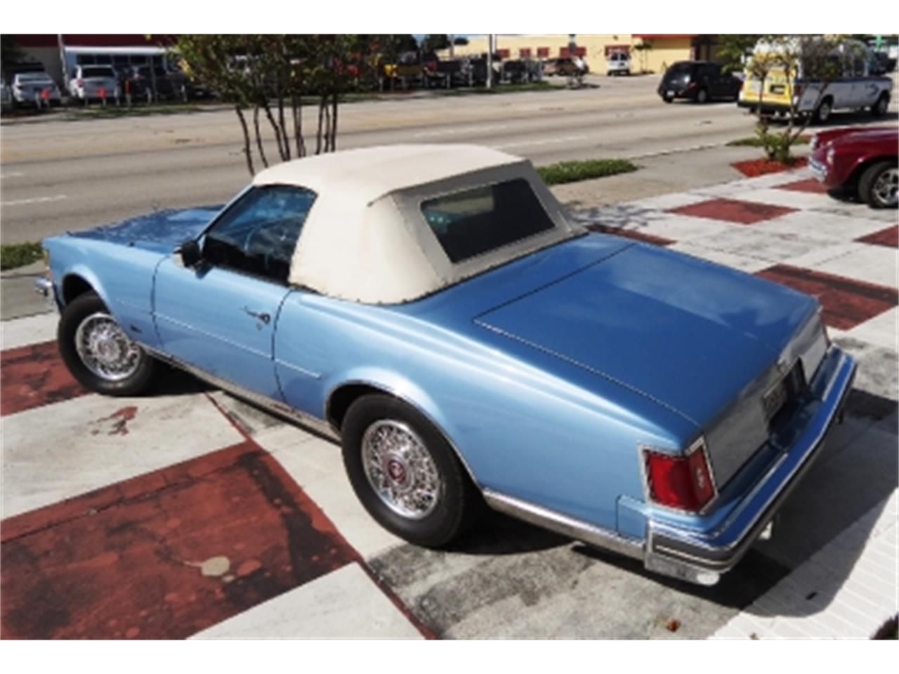 Large Picture of 1979 Cadillac Seville Offered by Sobe Classics - D4F8