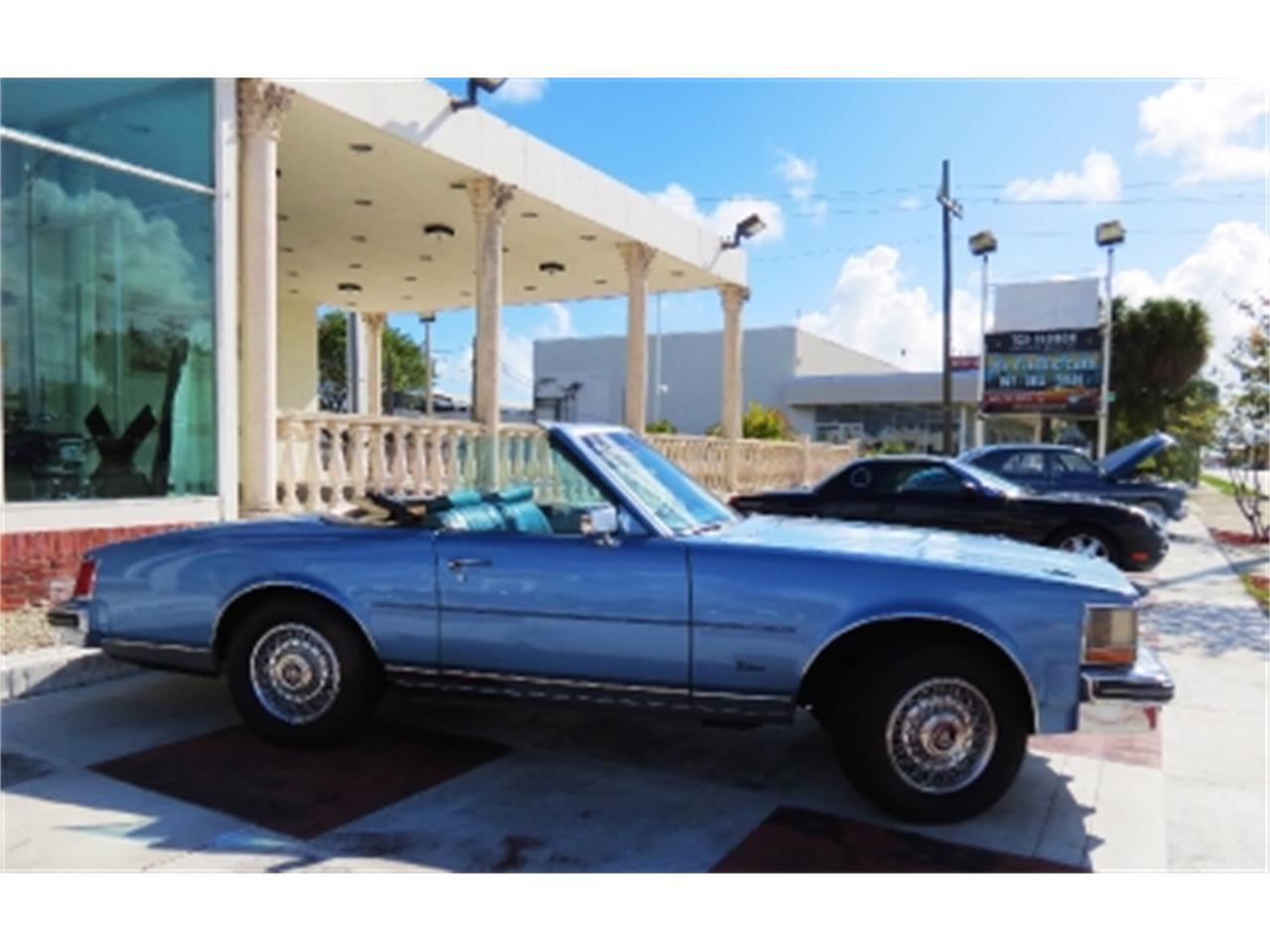 Large Picture of 1979 Cadillac Seville - $12,500.00 Offered by Sobe Classics - D4F8