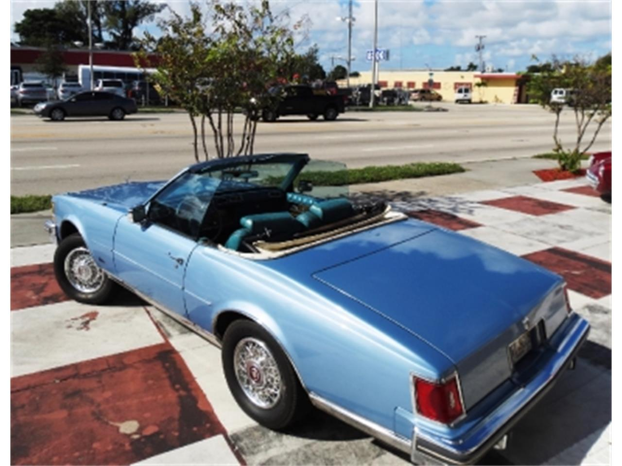 Large Picture of '79 Cadillac Seville Offered by Sobe Classics - D4F8