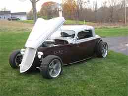 Picture of '33 Ford 3-Window Coupe located in Rhode Island - $47,500.00 Offered by a Private Seller - D4HF