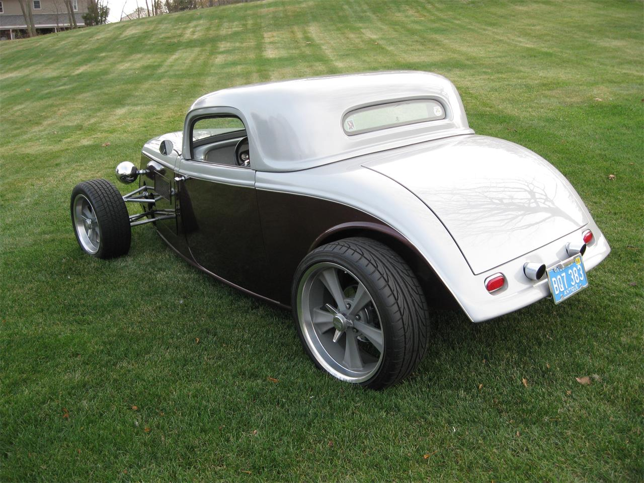 Large Picture of '33 3-Window Coupe - D4HF