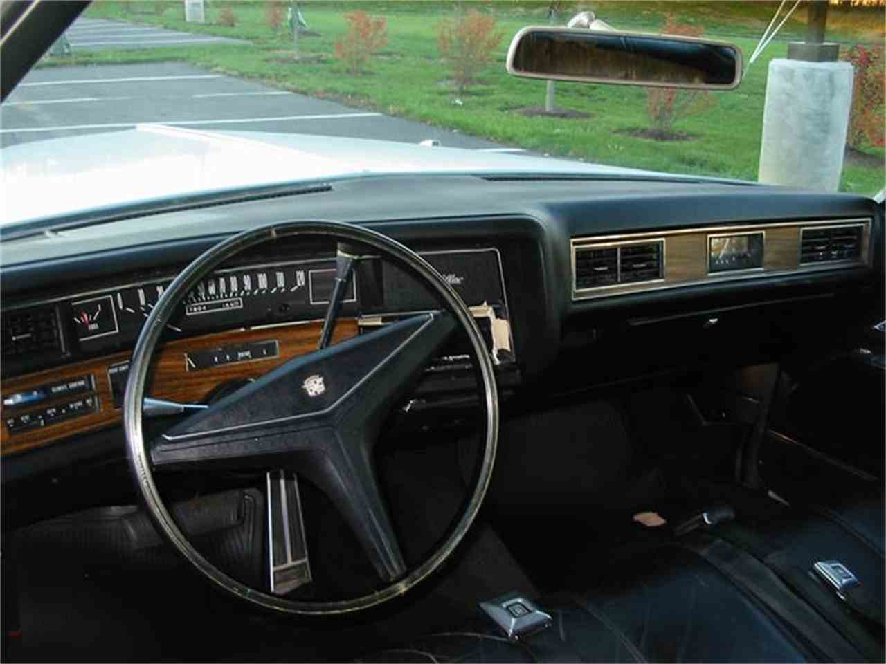 Large Picture of '72 Coupe DeVille - D4LK