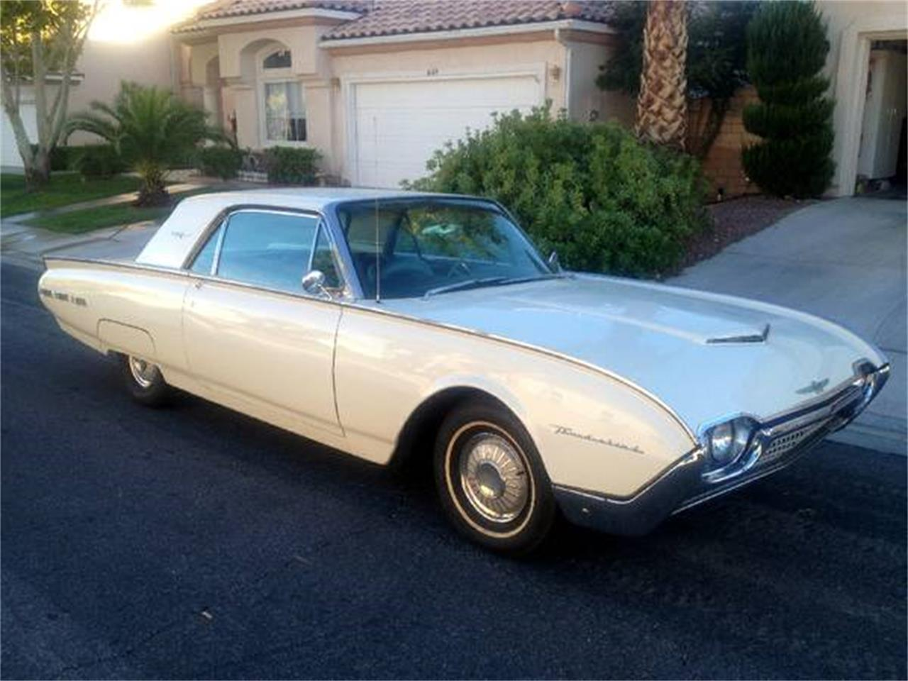 Large Picture of Classic 1962 Thunderbird located in Nevada - $21,500.00 - D4QT