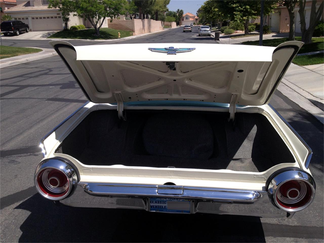 Large Picture of Classic '62 Ford Thunderbird located in Nevada Offered by a Private Seller - D4QT