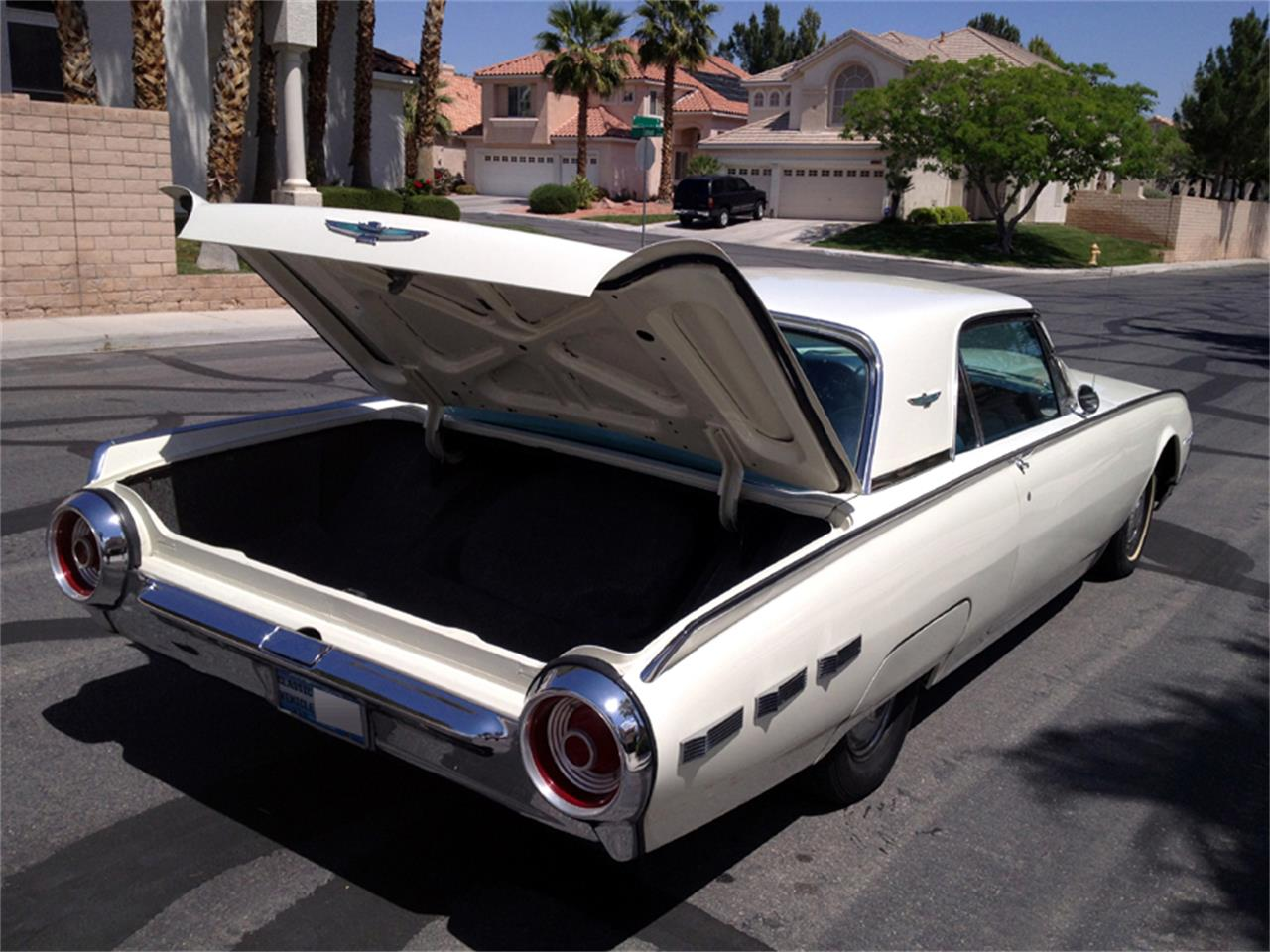 Large Picture of Classic '62 Ford Thunderbird - $21,500.00 - D4QT