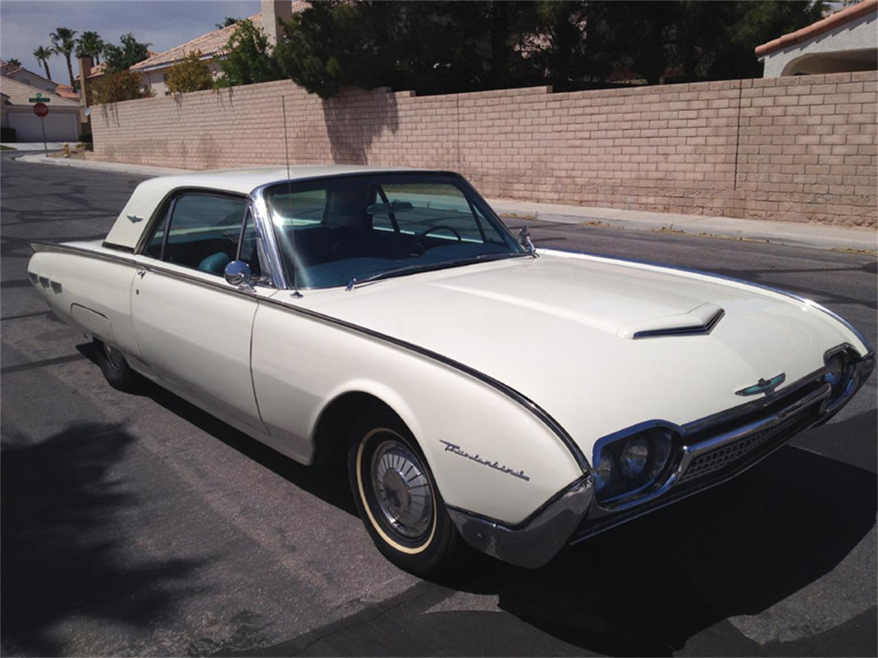 Large Picture of Classic 1962 Ford Thunderbird Offered by a Private Seller - D4QT