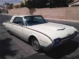 Picture of Classic 1962 Ford Thunderbird - $21,500.00 Offered by a Private Seller - D4QT