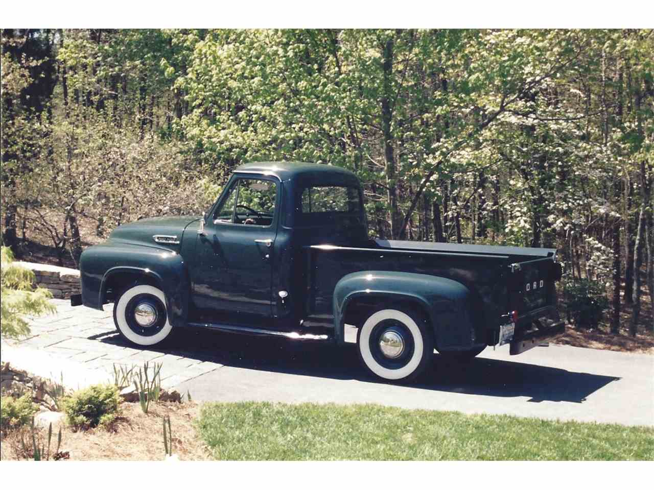 Large Picture of '53 F100 - D2WK
