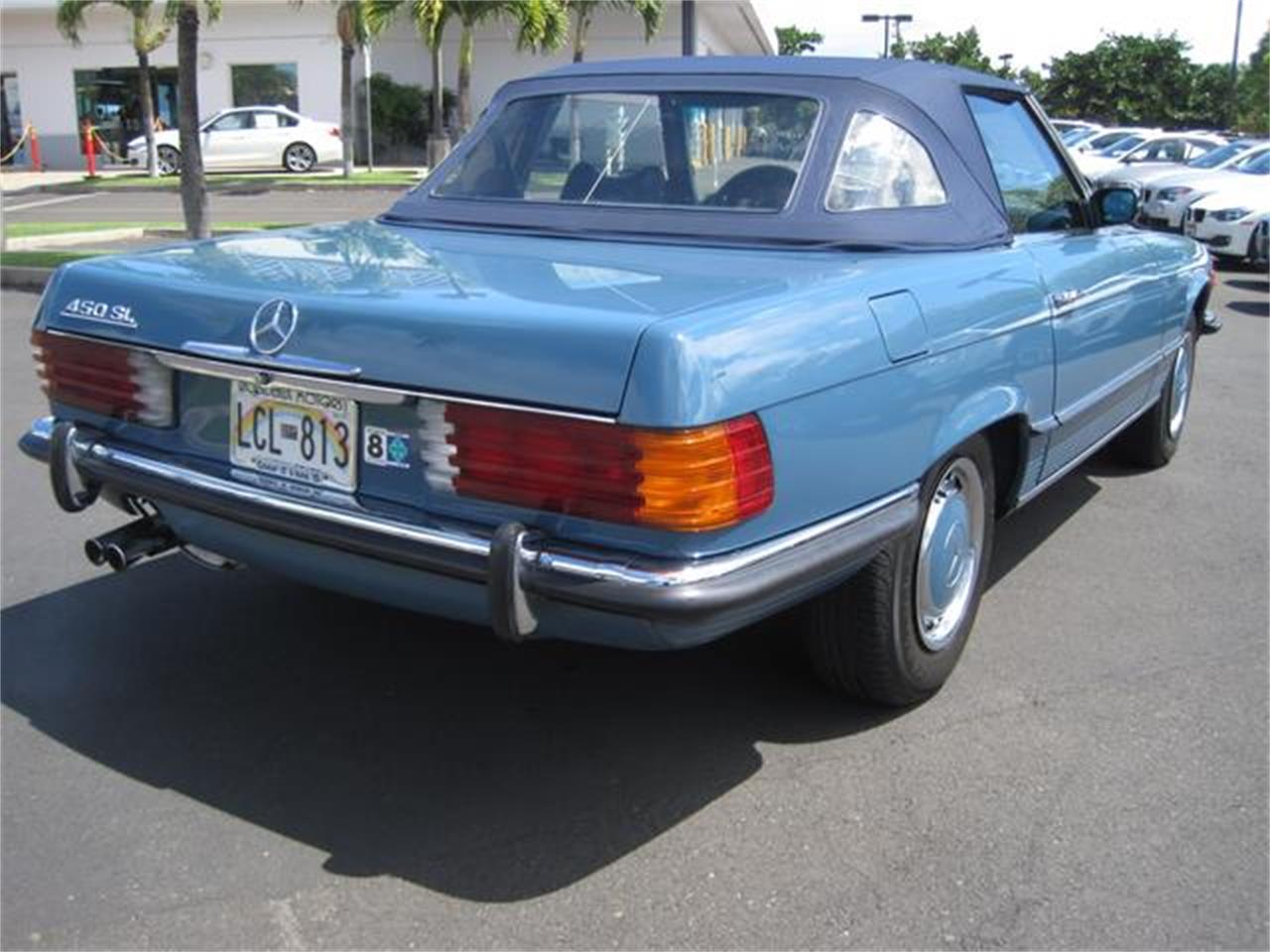 Large Picture of '73 450SL - D2WN