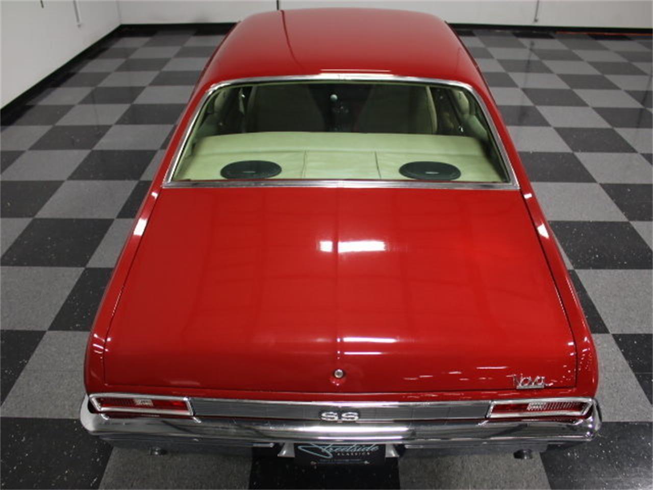 Large Picture of Classic '72 Chevrolet Nova SS - $23,995.00 Offered by Streetside Classics - Atlanta - D50U