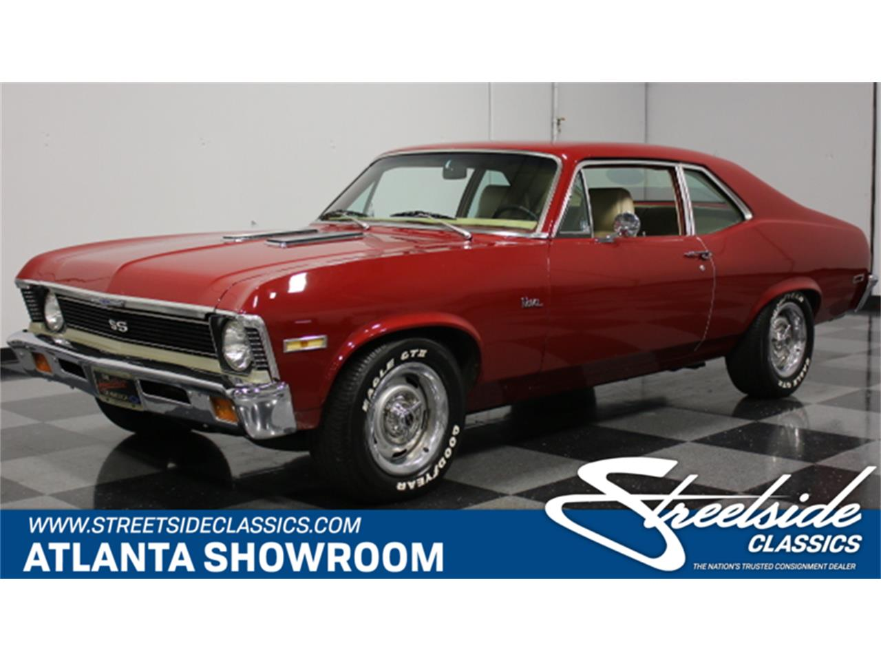 Large Picture of '72 Nova SS - D50U